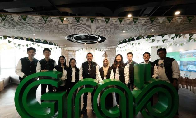 Program Magang di Grab Indonesia untuk Fresh Graduate dan ...