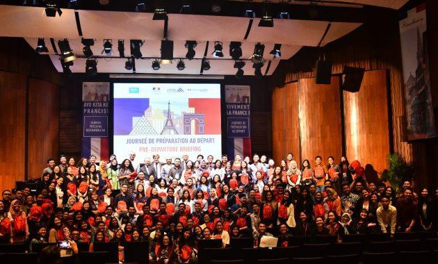 Beasiswa S2 Prancis oleh Pemerintah Prancis – IFI